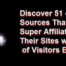 Discover 51 of The Best TRAFFIC Sources
