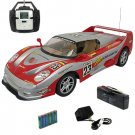 ST RACING MAX HUGE SIZE 1/6TH SCALE RADIO REMOTE CONTROL FERRARI
