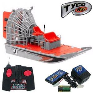 TYCO RADIO CONTROL SWAMP BLASTER