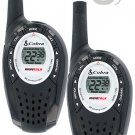 COBRA 6-MILE GMRS EXTENDED RANGE 2-WAY RADIOS