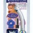 Danni's E-Glass G-Spot Lovers Massage Kit