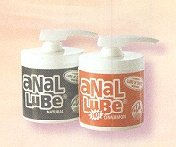 Anal Lube Cinnamon or Original - 6oz.