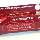 Good Head Oral Sex Gel Lots of Flavors to Choose From  4 oz.