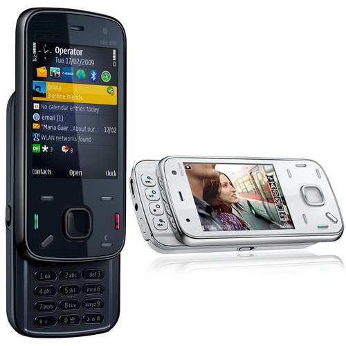 Quad Band Touch Screen Dual Card Mobile Phone - Webcam