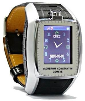 2.1 Inch Touch Screen 1.3 MP Camera Watches Mobile Phones