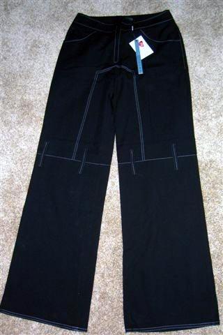 NEW ENJOY Cargo Pants Slacks  ITALY 42 m 4 6 8 $299