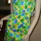 NEW ERIKA DRESS *LILLY PULITZER* FABRIC DESIGN 6 10 M L