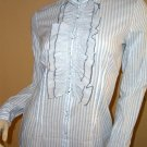 Polo Jeans Ralph Lauren Shirt Top M L 6 8 $89