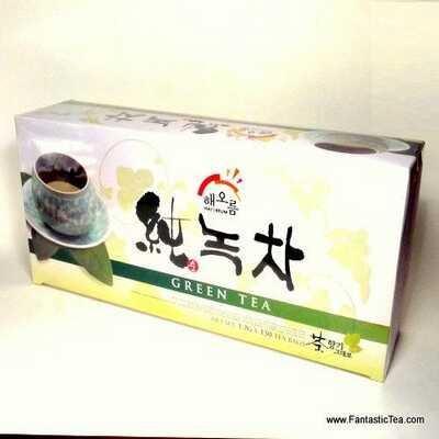 Green Tea (Hai Oreum)