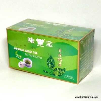 Japanese Green Tea (Wei-Chuan)