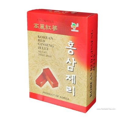 Korean Red Ginseng Jelly, 200g (Song Wha)