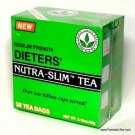Regular Strength Dieters' Nutra-Slim Tea 30-teabags (Triple Leaves)
