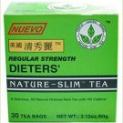 Triple Leaves Brand Regular Strength Nature-Slim Diet Tea x 30 Tea Bags
