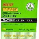 Triple Leaves Brand Regular Strength Nature-Slim Diet Tea x 60 Tea Bags