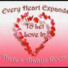 Expanding Heart