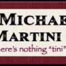 Personalized Martini Bar - Tini
