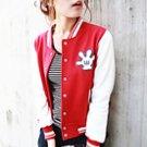 Casual Baseball Style Jacket