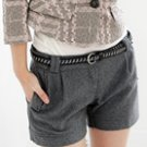 Simple Button Shorts