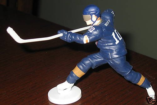 SHAWN HORCOFF NHL Ultimate Collection Hockey Figure EDM