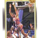 ~Charles Barkley NBA Autographed Basketball Card Sixers