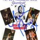 ~Charles Barkley Autographed NBA 76ers Yearbook 87-88~