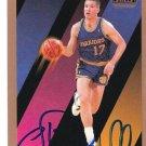 ~Chris Mullin NBA Warriors Autographed Basketball Card~