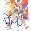 ~Dan Majerle NBA Team USA Autographed Basketball Card~