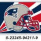 New England Patriots 36x60 Flag * other teams available *