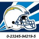 San Diego Chargers 36x60 Flag * other teams available *