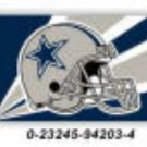 Dallas Cowboys 36x60 Flag * other teams available *