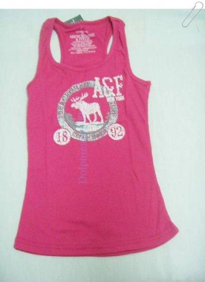 Sportive Slim Vest For Girl Peach