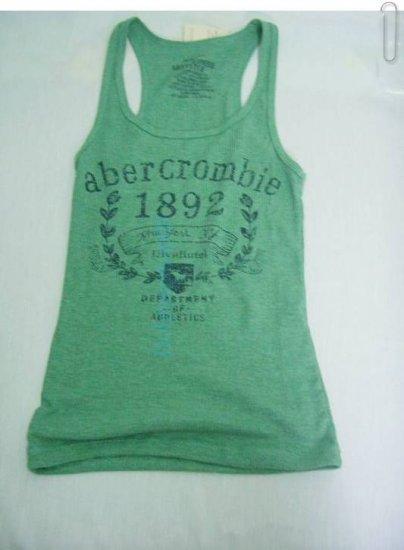 Sportive Slim Vest For Girl Green