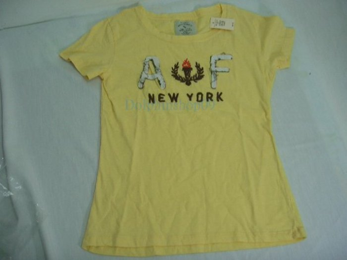 Sportive Yellow Short-Sleeve T-Shirt One Size