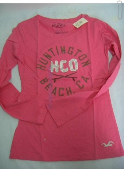 Sportive Long Sleeve Pink T-Shirt One Size