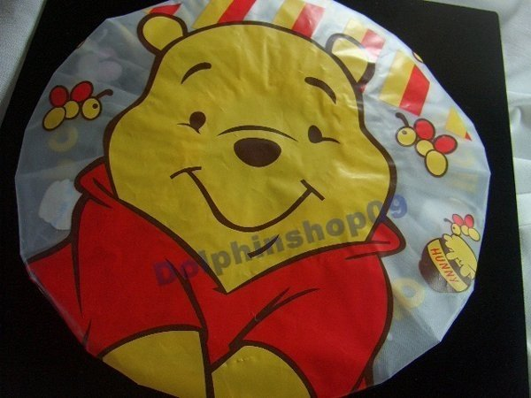 Winnie the Poon Shower Cap Free Shipment