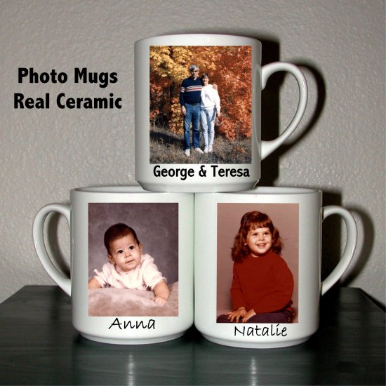Picture Coffee Mugs