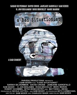 A Bad Situationist 2 Disc DVD... starring Sarah Silverman, Janeane Garofalo, David Cross