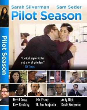 Pilot Season 2 Set DVD... 6 eps TV series + 2 hrs extras Sarah Silverman, David Cross, Andy Dick