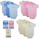 3 pack bodysuits