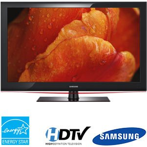Samsung® LN52B540 52-in. 1080p LCD HDTV