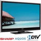 Sharp® AQUOS® LC-46D85U 46-in. 1080p LCD HDTV