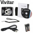Vivitar 8370 8.0MP Digital Camera Outfit