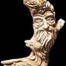 LORD OF THE WOOD GREENMAN STATUE