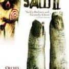 SAW ll (2006, DVD) NEW FACTORY SEALED HORROR JIGSAW 2