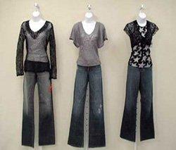 300 piece~Wholesale Woman's High-End Apparel LOT