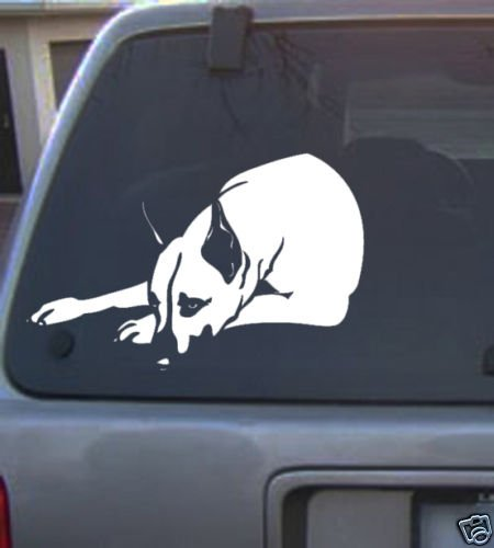 Decal Vinyl Graphic Great Dane  4 Colors to pick