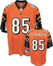 Chad Johnson Authentic Jersey 52 NWT