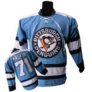 Authentic Malkin NWT Powder Blue With Laces
