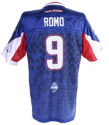 Tony Romo Authentic NWT Pro Bowl Jersey