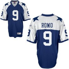 Alternate Authentic Romo Jersey NWT